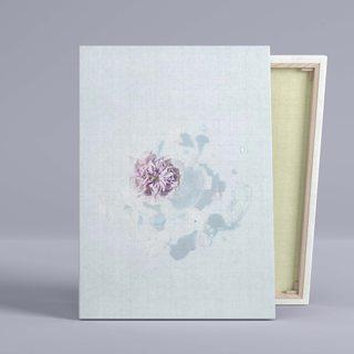 Картина Нежно-Розовый Пион - p53386