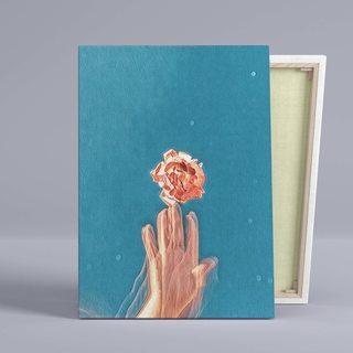Картина Нежный Цветок