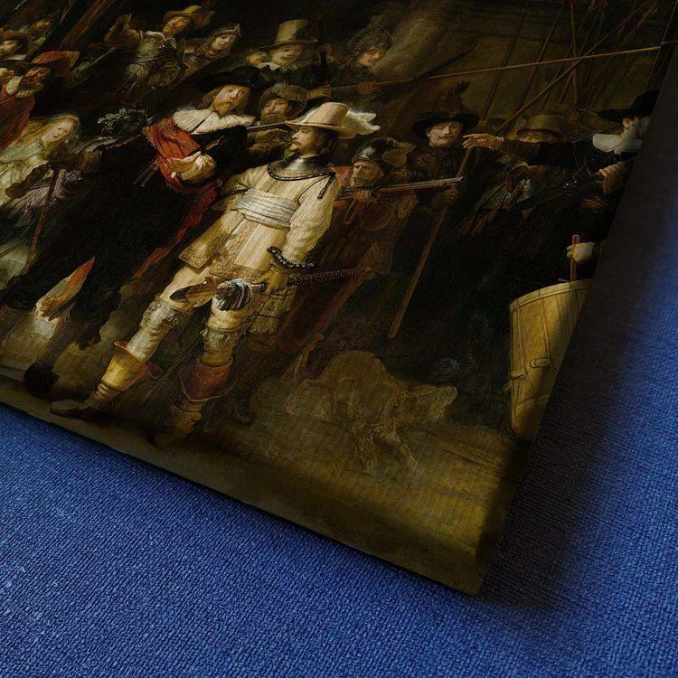 Картина Рембрандт - Ночной Дозор