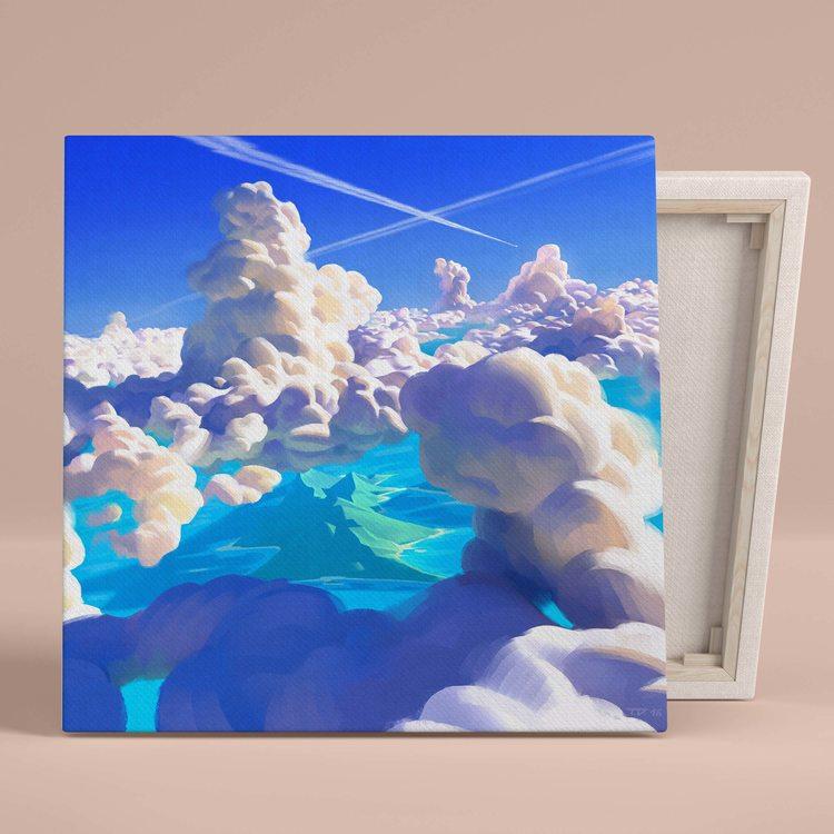 Картина Облака Арт - p53826