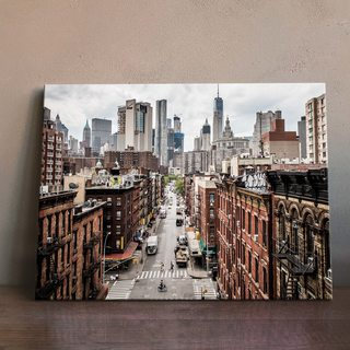 Картина Округ Нью-Йорка