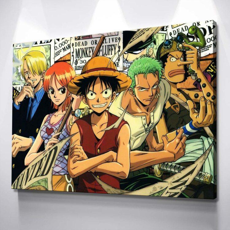 Картина One Piece Movie