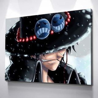 Картина One Piece - Портгас Эйс