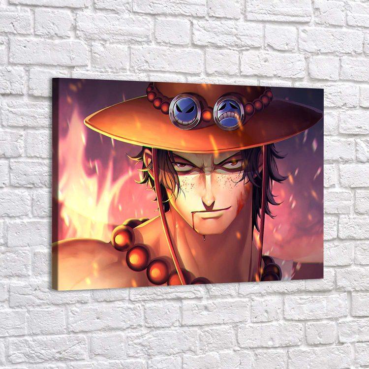 Картина One Piece - Эйс