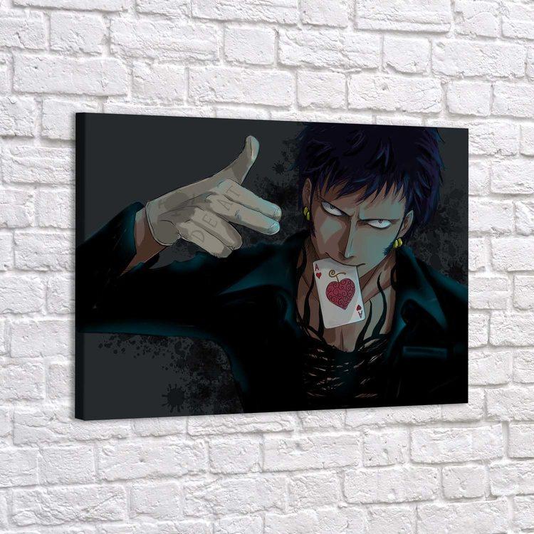 Картина One Piece - Трафальгар Ло