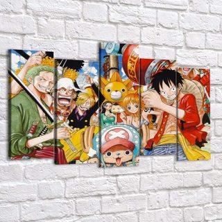 Картина One Piece - Команда