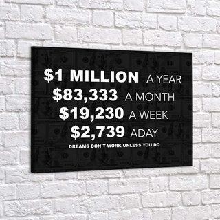 Картина One Million Dollar