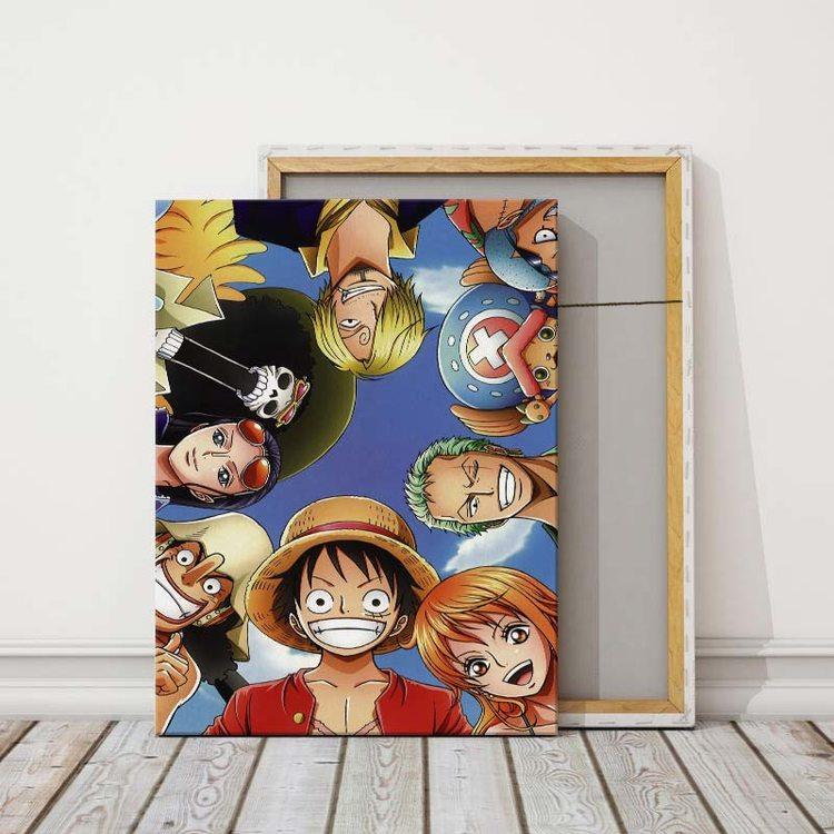 Картина One Piece
