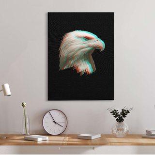 Картина Орел 3D