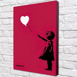Картина Отпуская Любовь