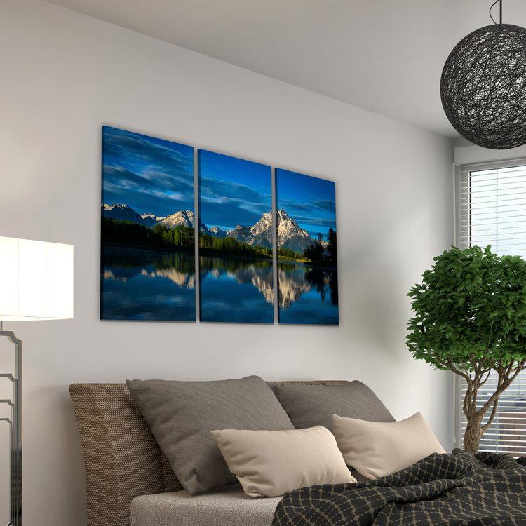 Картина Озерная Рябь