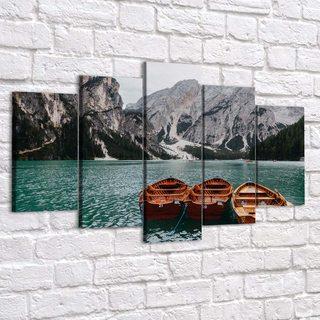 Картина Озеро Браес