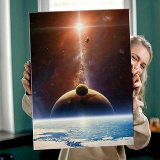 Картина Парад Планет