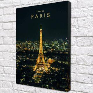 Картина Париж Франция