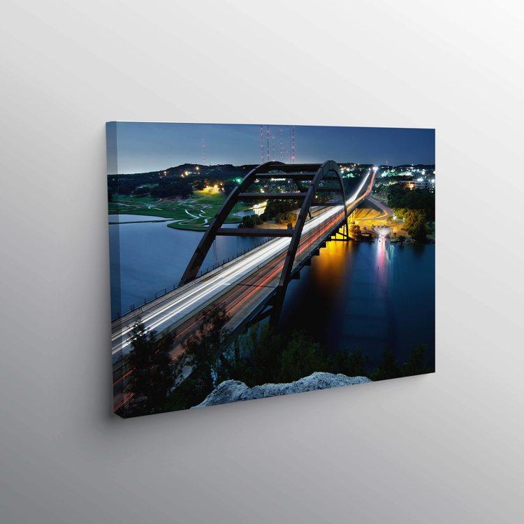 Картина Pennybacker Bridge - p53661