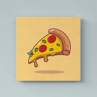 Картина Пицца С Помидорками - p53610