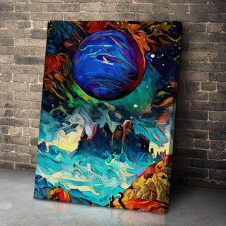 Картина Планета Арт