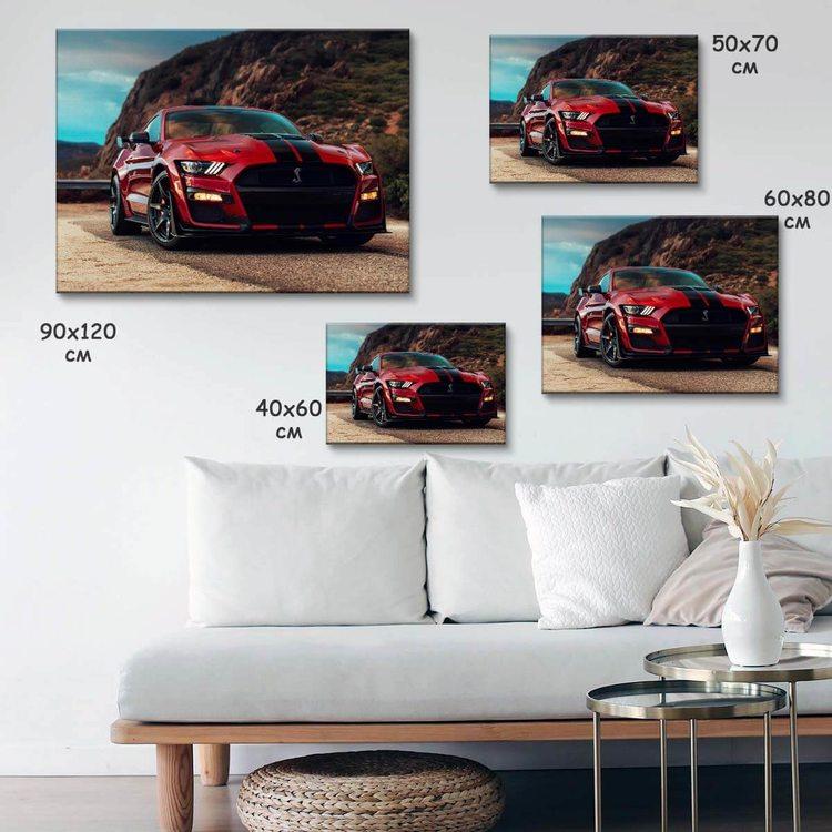 Картина Plymouth Barracuda - p53802