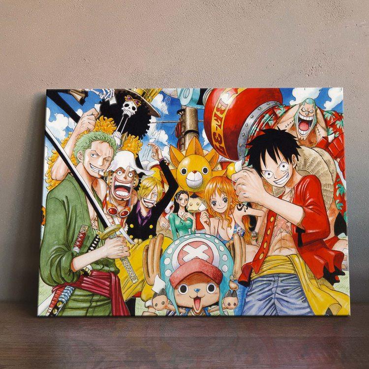 Картина По Аниме One Piece
