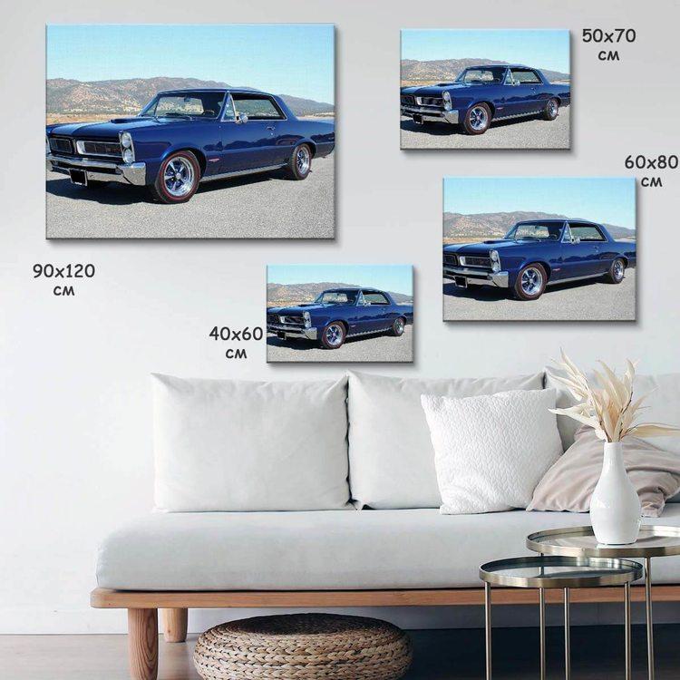 Картина Pontiac GTO - p53805