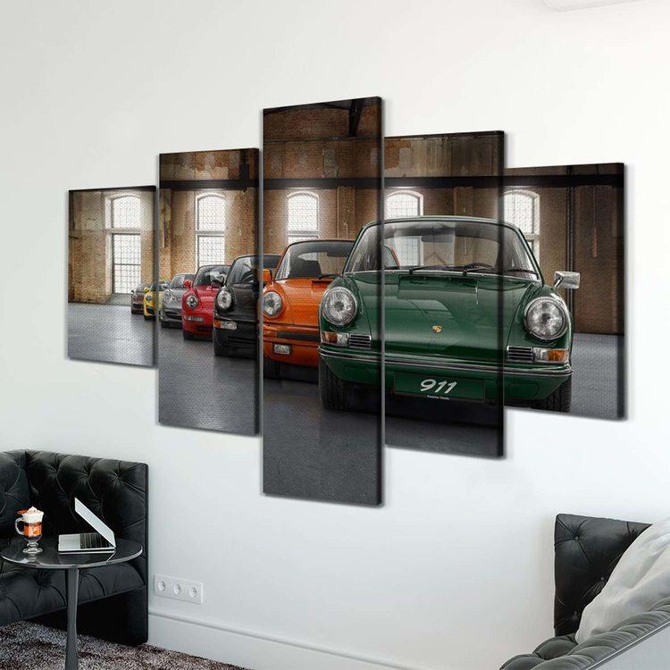 Картина Porsche 911
