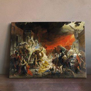 Картина Карл Брюллов - Последний День Помпеи