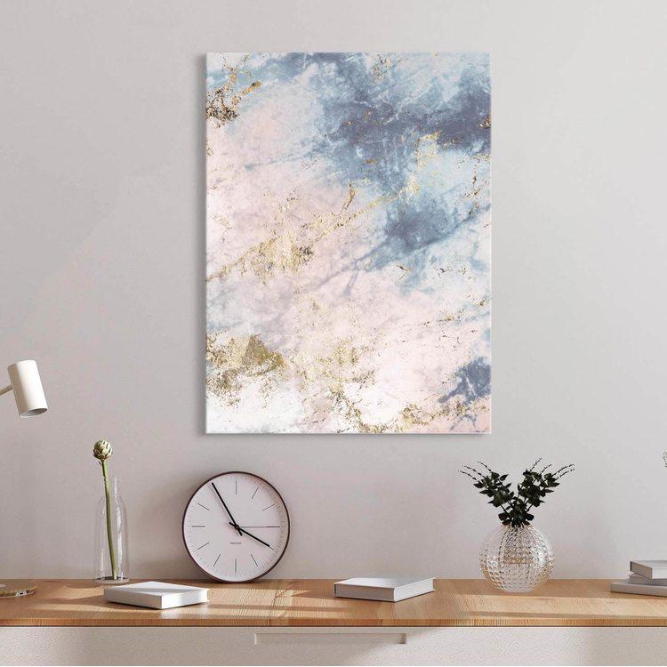 Картина Пудровый Мрамор - p53847