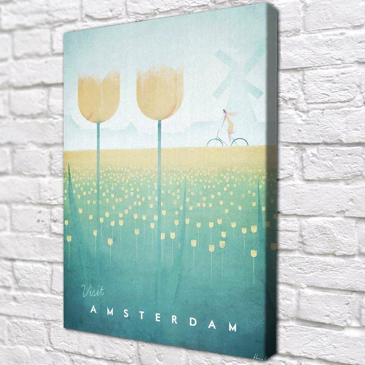 Картина ПутешествуйАмстердам