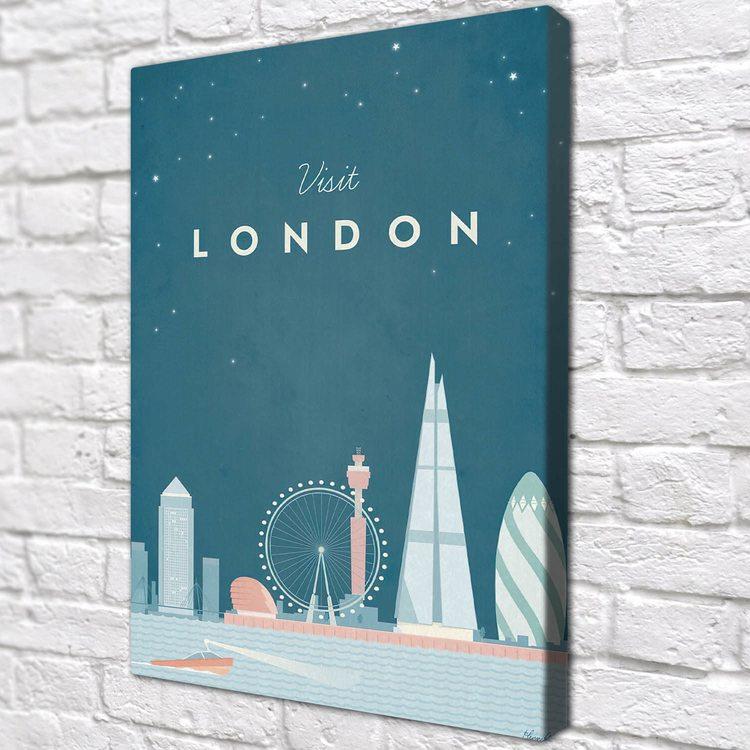 КартинаПутешествуй Лондон