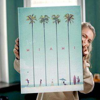 Картина ПутешествуйМайами