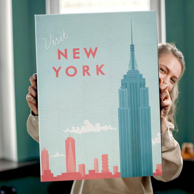 КартинаПутешествуй Нью-Йорк