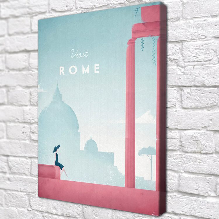 КартинаПутешествуй Рим