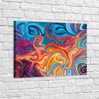 Картина Разноцветный Мрамор - p53848