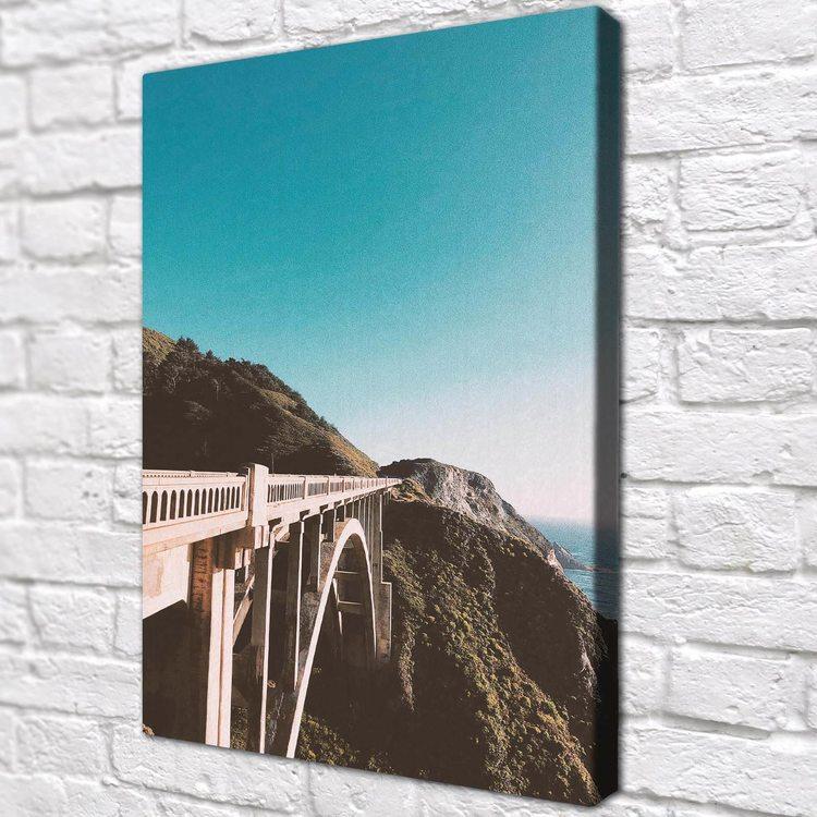 Картина Rocky Creek Bridge - p53773