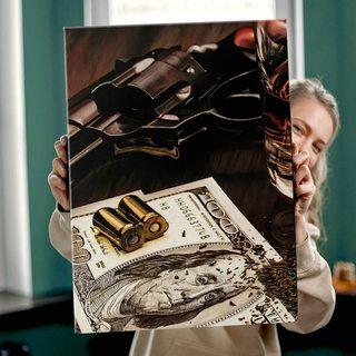 Картина Рулетка