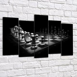 Модульная картина Шахматная Доска