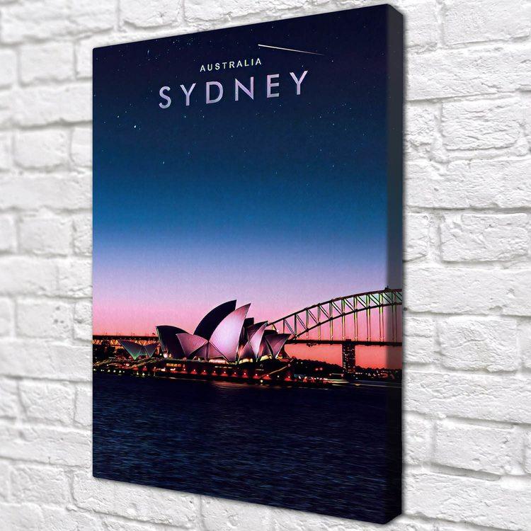Картина Сидней Австралия