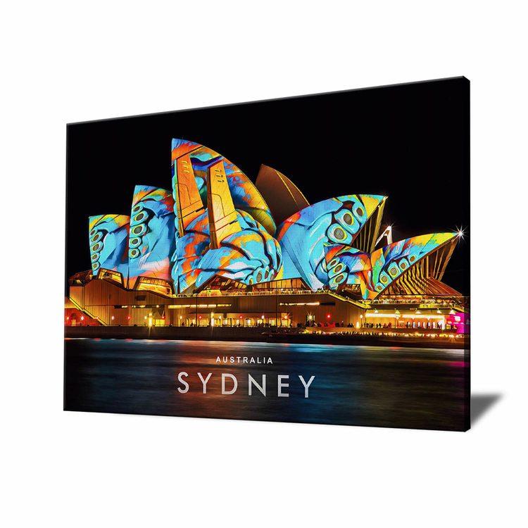 Картина Сиднейская Опера