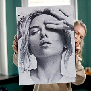 Картина Скарлетт