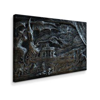 Картина Skyrim - На Скале