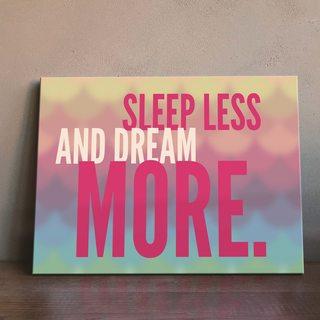 Картина Sleep Less