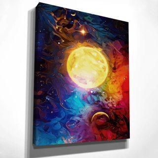 Картина Солнце Арт