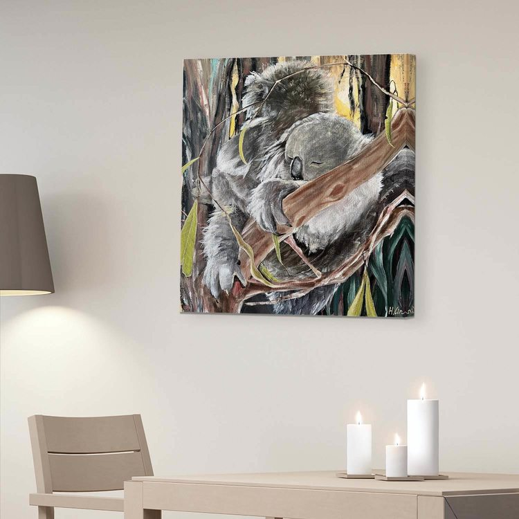 Картина Сонная Коала - p53731