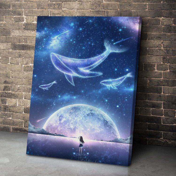 Картина Созвездие Китов