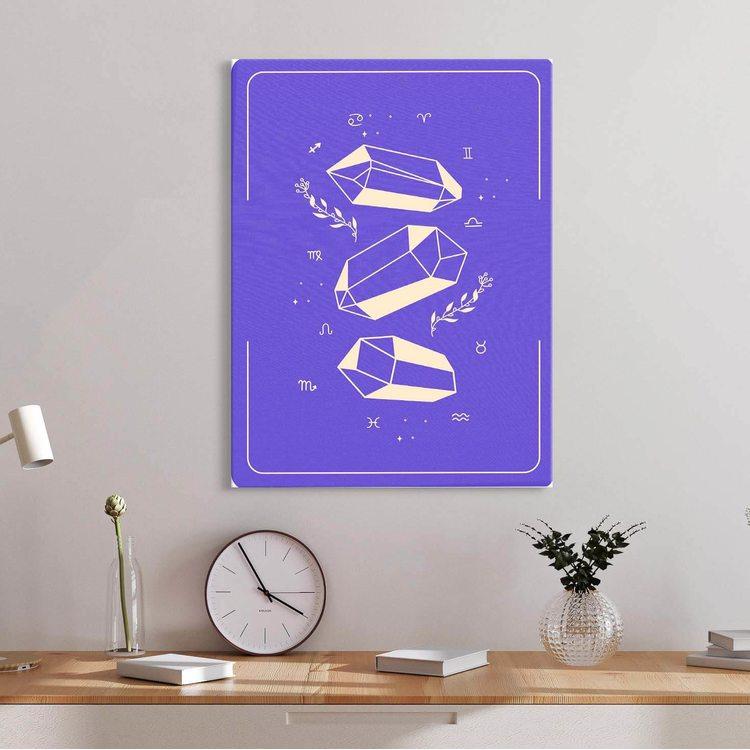 Картина Созвездия Кристальные - p53638