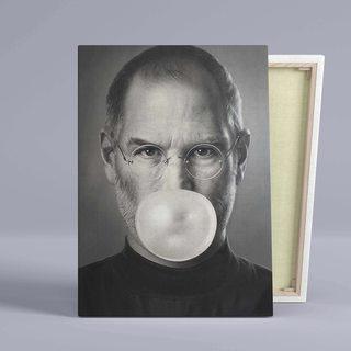 Картина Steve Jobs Bubblegum - p53758