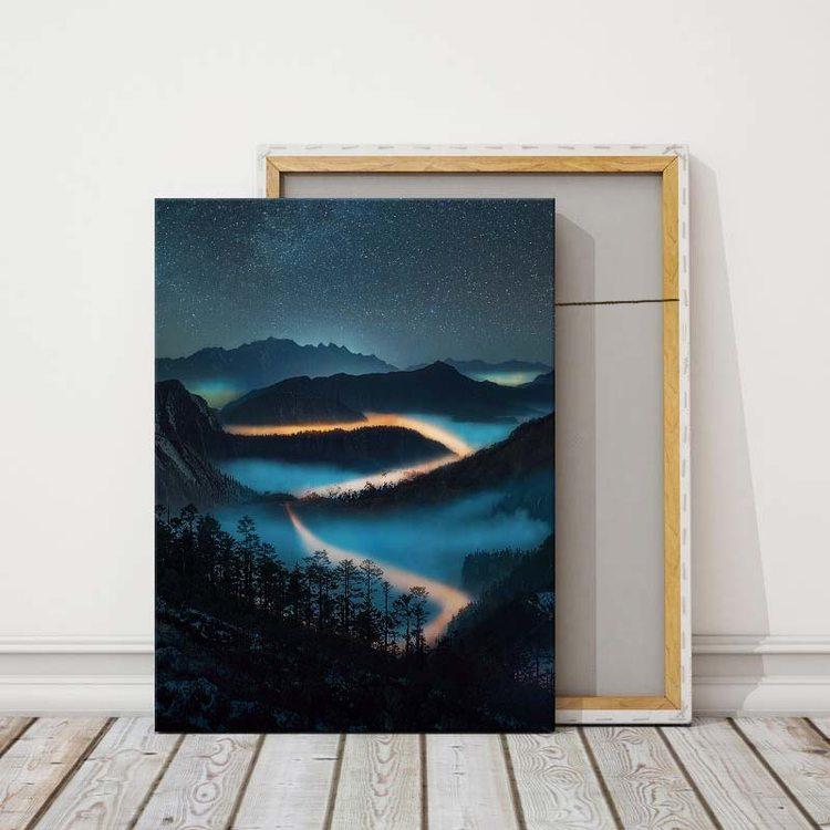 Картина Сумеречный Путь