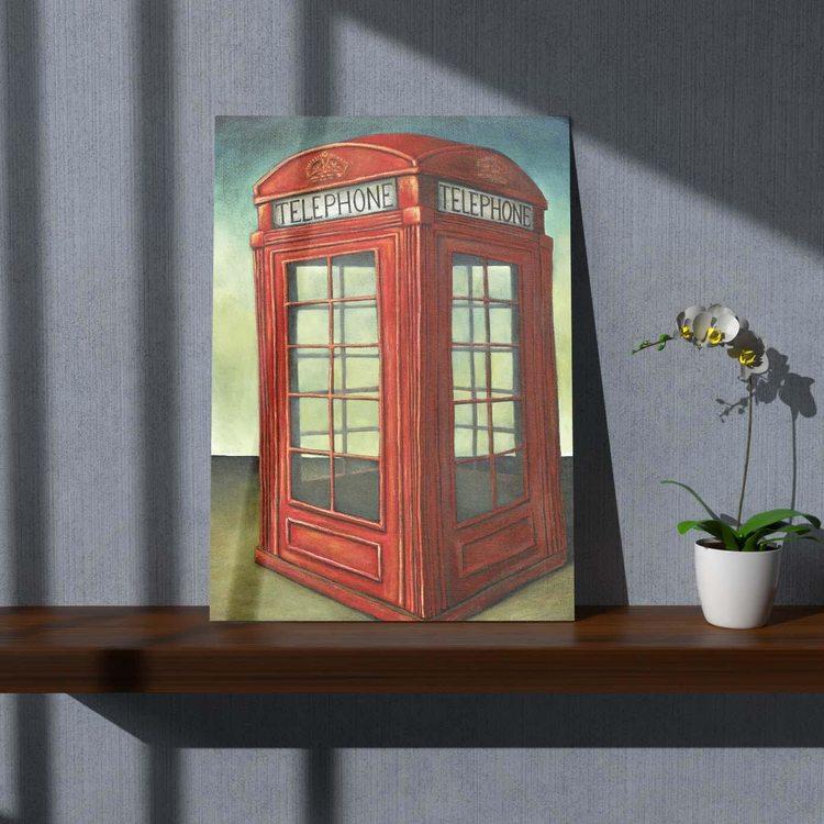 Картина Та Самая Телефонная Будка - p53696