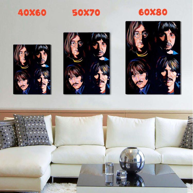 Картина The Beatles