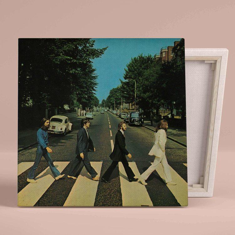 Картина The Beatles-Abbey Road - p53677